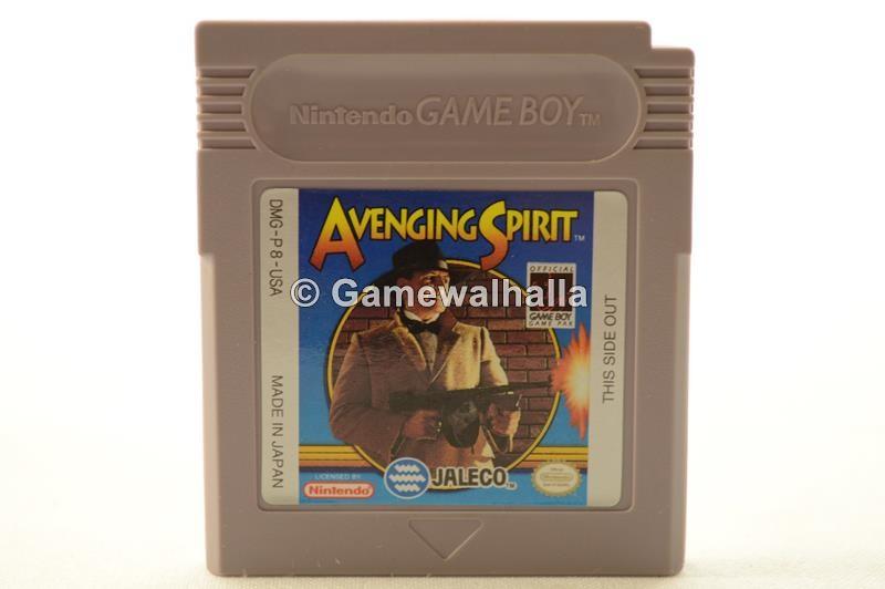 Jeux Gameboy : cartouches, variantes, anecdotes Avengi10