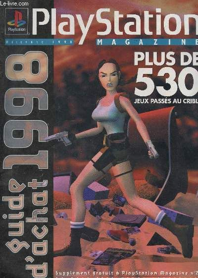 Mini magazine : Playstation Les meilleurs jeux  Guide_10