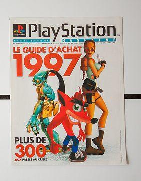 Mini magazine : Playstation Les meilleurs jeux  Guide_13