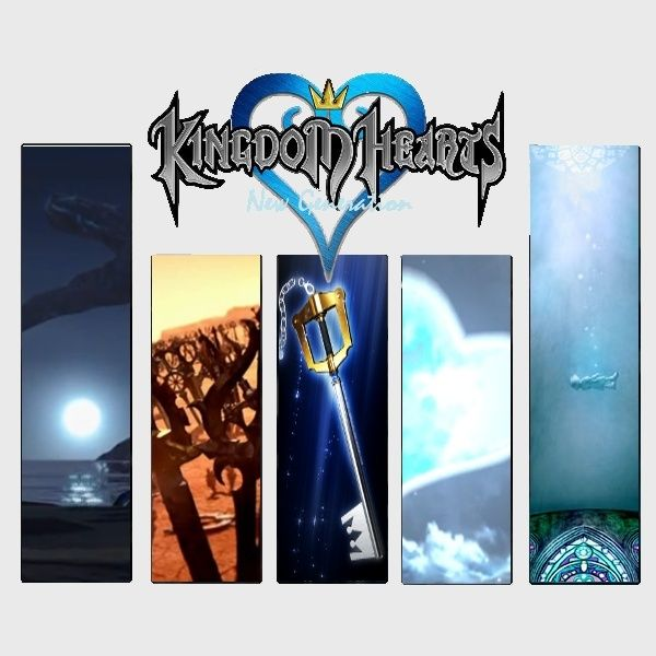 Kingdom Hearts RPG New Generation