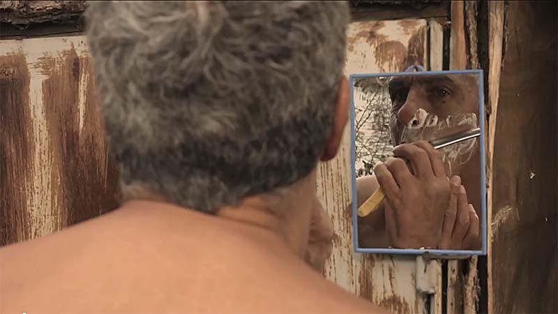 Samy Naceri nous propose sa technique de rasage au CC Naceri11