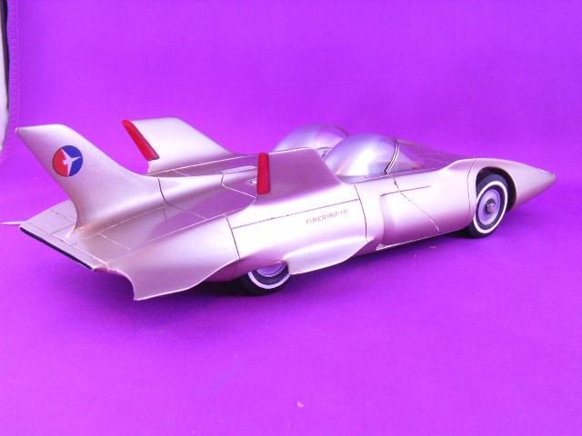 firebird - Pontiac firebird III 1958 - Kit résine Aardvark 1/25 Imag0019