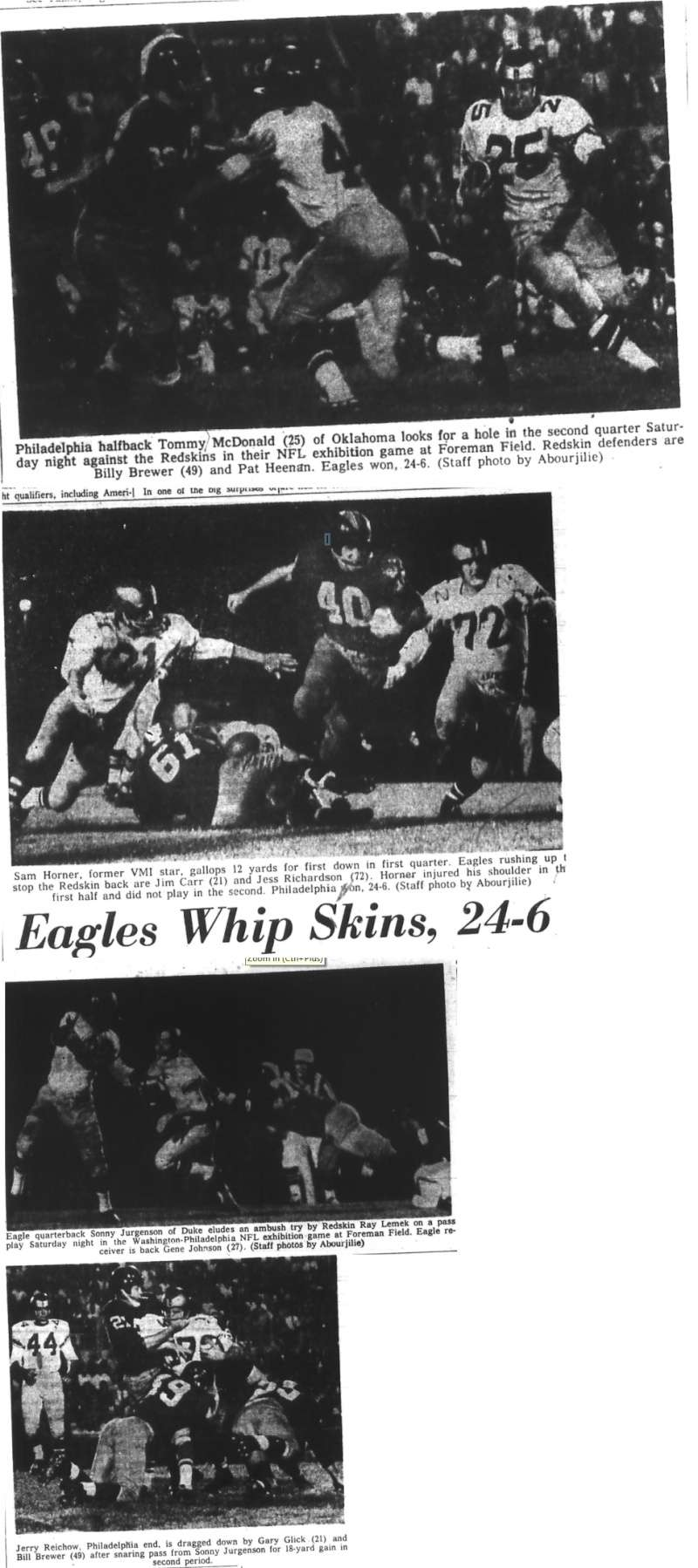 Missing Uniform Info on Preseason Games from 1950-Present? - Page 7 1960_013
