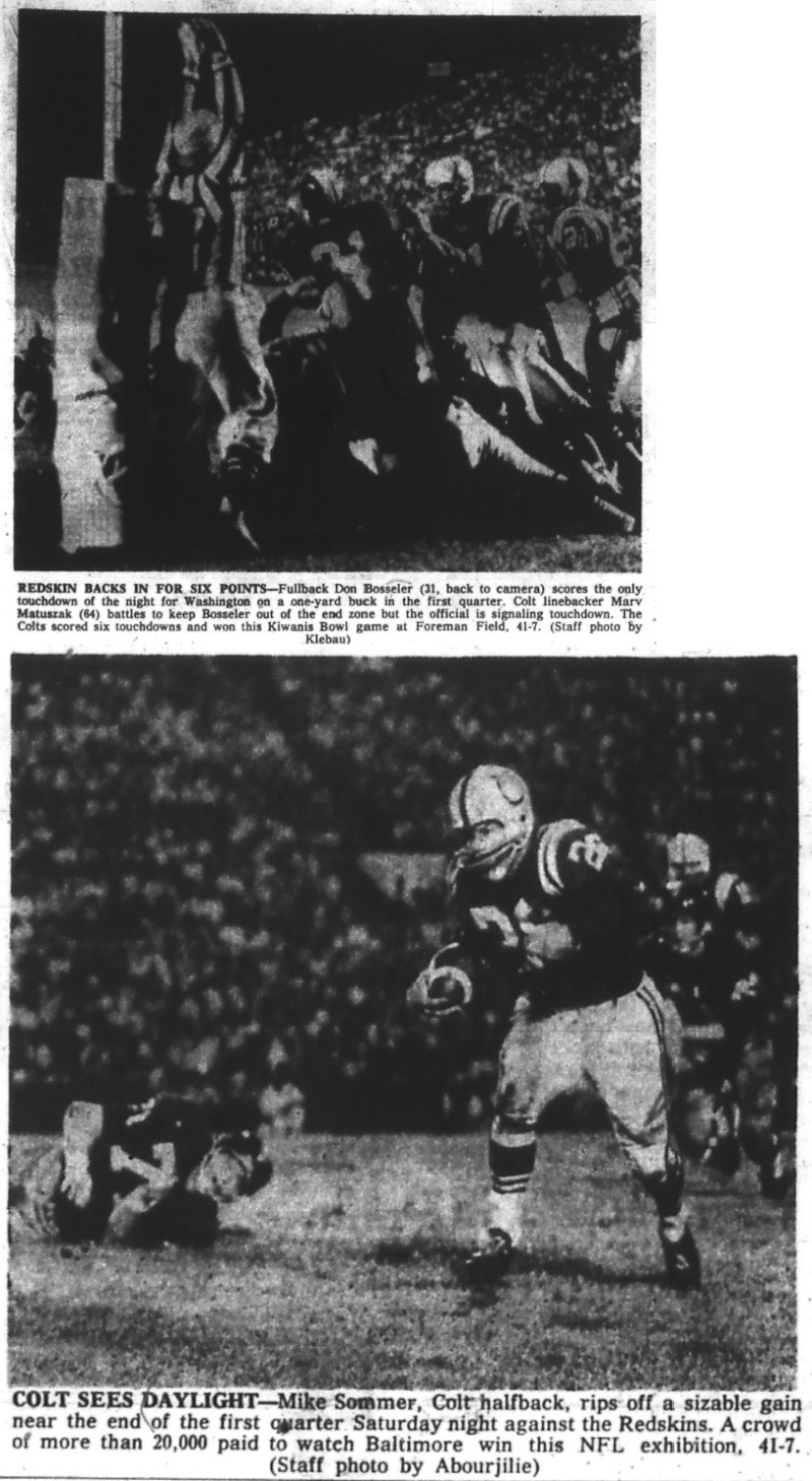 Missing Uniform Info on Preseason Games from 1950-Present? - Page 7 1961_019