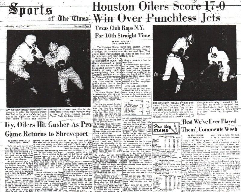 Missing Uniform Info on Preseason Games from 1950-Present? - Page 7 1963_010