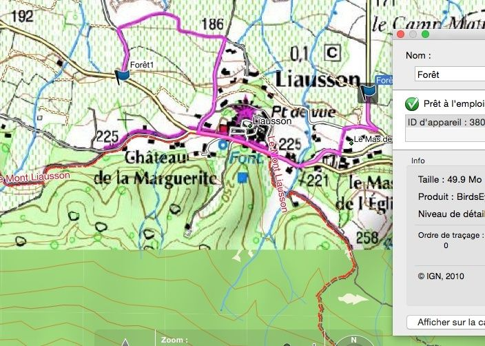 montana 610: le GPS ne lit pas les maps de la carte SD Captur11