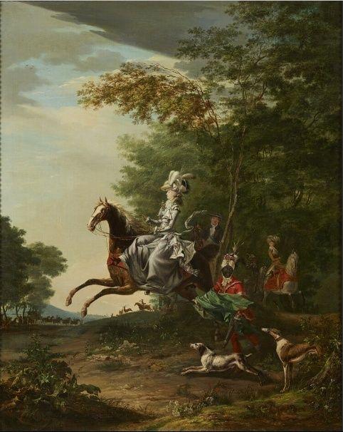 Exposition Louis-Auguste Brun, peintre de Marie-Antoinette  Brun210