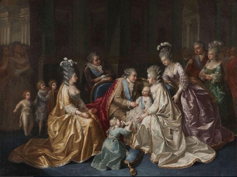 Chapelle expiatoire : expo Marie-Joséphine Louise de Savoie Brun310