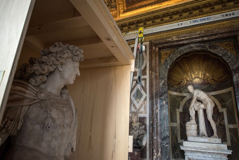 Le Musée des monuments français, Paris, Louvre, 2016 Cc9kfs10
