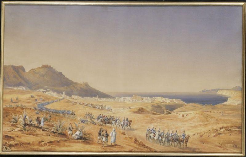 Expo Made in Algeria, Généalogie d'un territoire au MuCEM L_army10