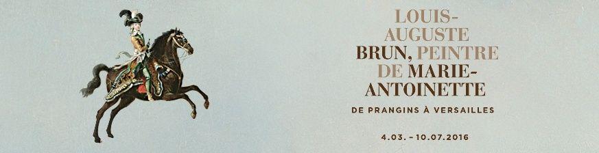 Exposition Louis-Auguste Brun, peintre de Marie-Antoinette  Louis_10