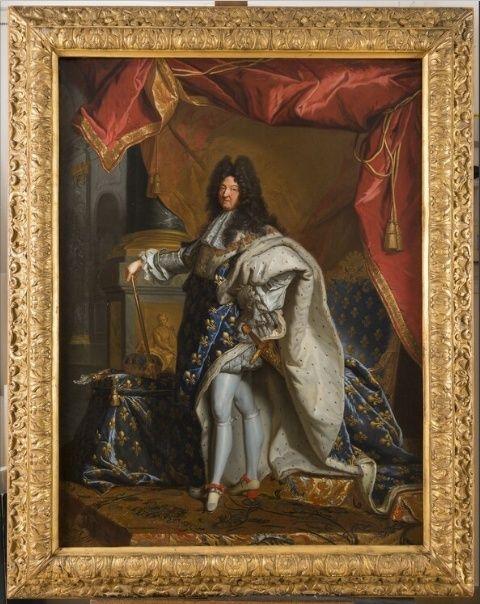 Exposition Splendeur princière - Le pouvoir du faste Louis_11