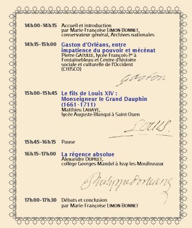 Entre mécénat et pouvoir : trois princes de France  Prince10