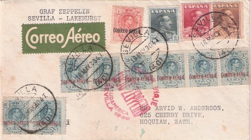 nach - Südamerikafahrt 1930, Post nach Lakehurst - Seite 4 Gomez_10