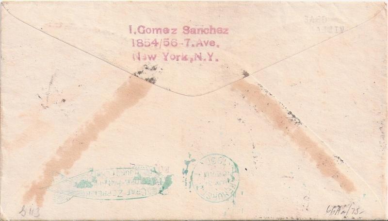 nach - Südamerikafahrt 1930, Post nach Lakehurst - Seite 4 Gomez_11