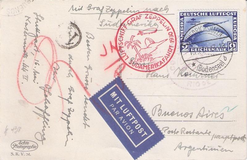 Südamerikafahrt 1930, Post nach Rio de Janeiro - Seite 2 Rio_sa10