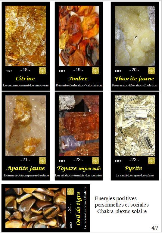 L'oracle énergétique des pierres Solair10