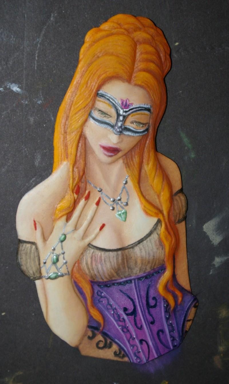buste féminin  Bijoux12