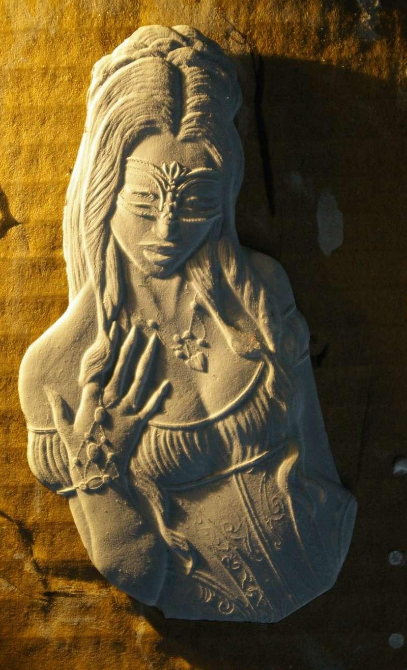 buste féminin  Buste_15