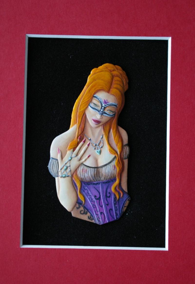 buste féminin  Eclair11