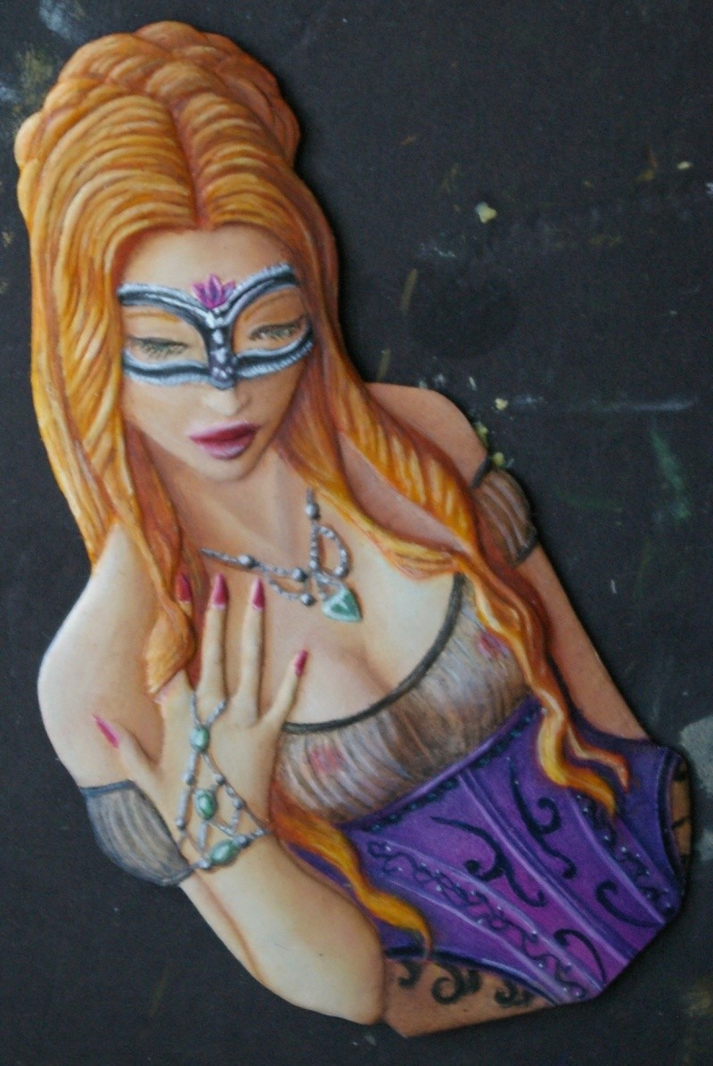 buste féminin  Highli10