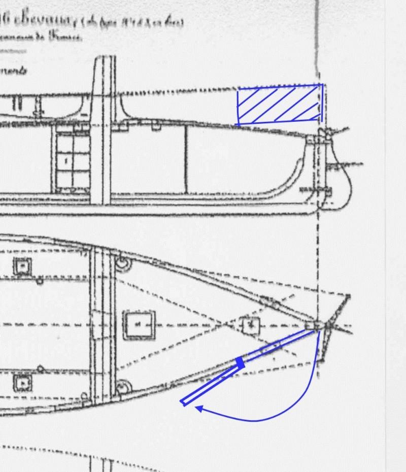 Chaloupe canonnière 1858 - 1:75 Ritagl10