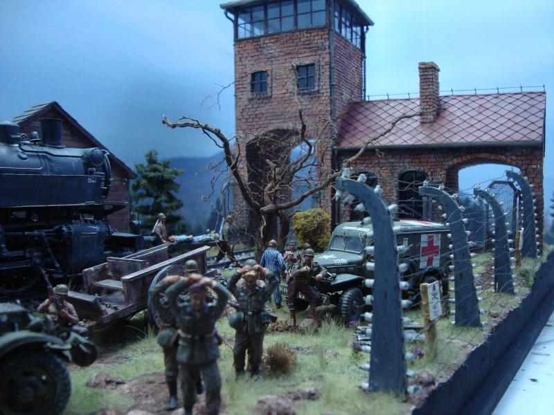 diorama l'horreur des camps Dsc00520