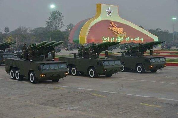 Forces armées birmanes/Myanmar Armed Forces/Tatmadaw - Page 3 Nyamar10