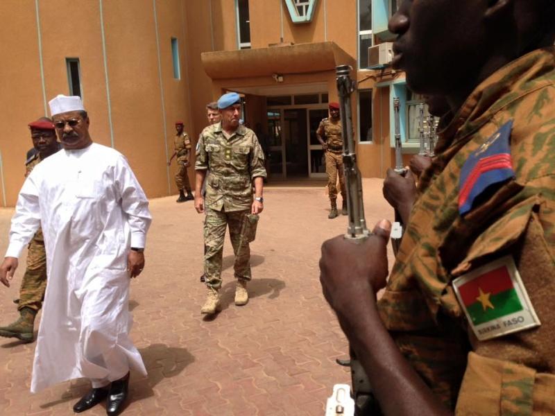Armée nationale Burkinabé / Military of Burkina Faso - Page 3 1126