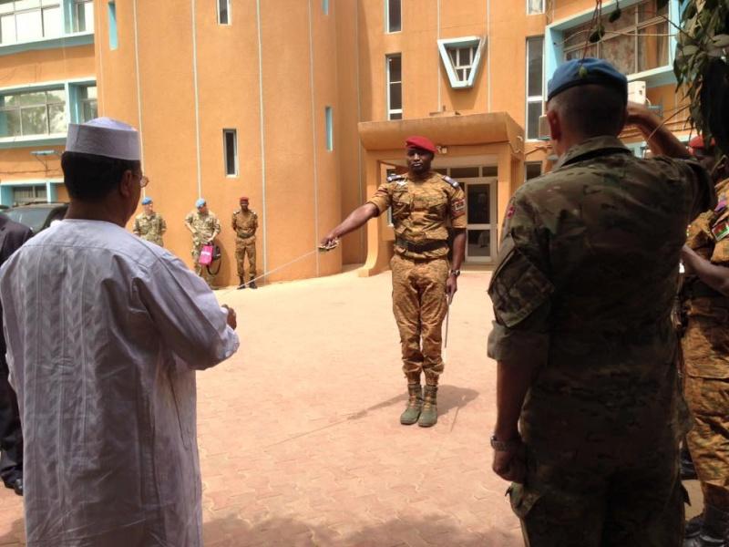 Armée nationale Burkinabé / Military of Burkina Faso - Page 3 1232