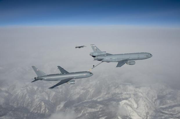 Boeing  KC-46  1234