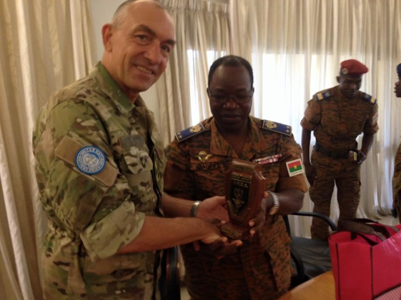Armée nationale Burkinabé / Military of Burkina Faso - Page 3 1334