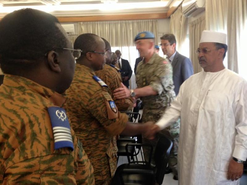 Armée nationale Burkinabé / Military of Burkina Faso - Page 3 1424