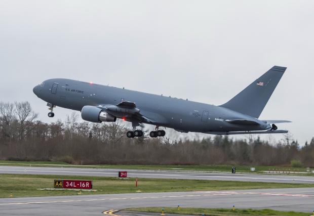 Boeing  KC-46  1445