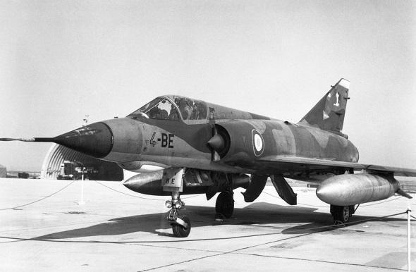 La Famille Mirage III 2029