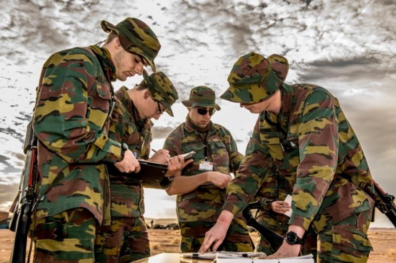 Armée Belge / Defensie van België / Belgian Army  2410