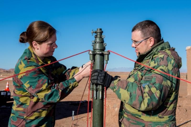 Armée Belge / Defensie van België / Belgian Army  2710