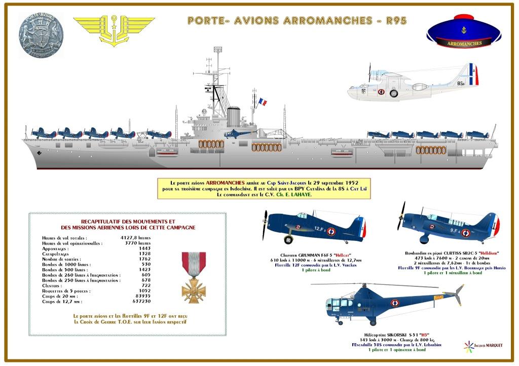 Arromanches 1946 - 1972 Arroma11