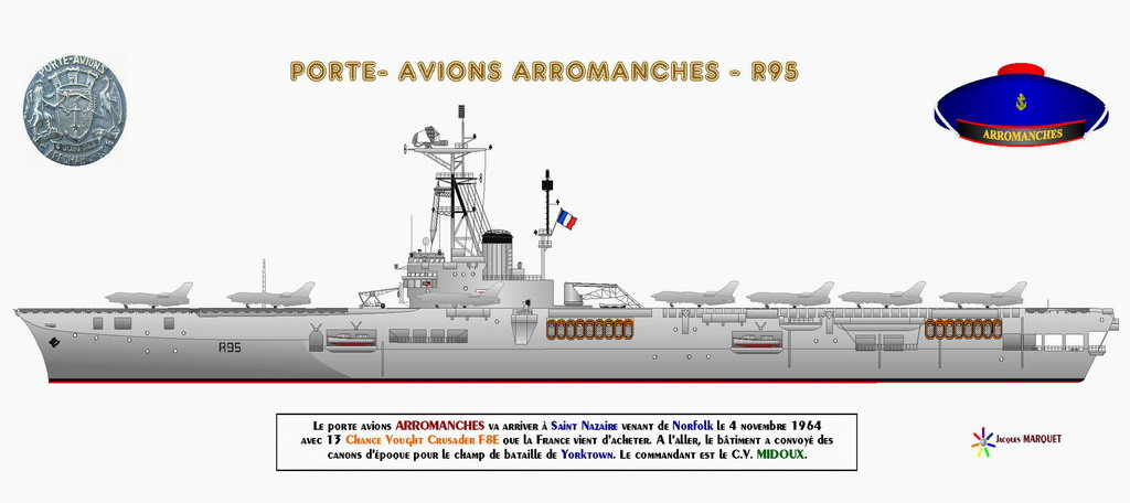 Arromanches 1946 - 1972 Arroma13
