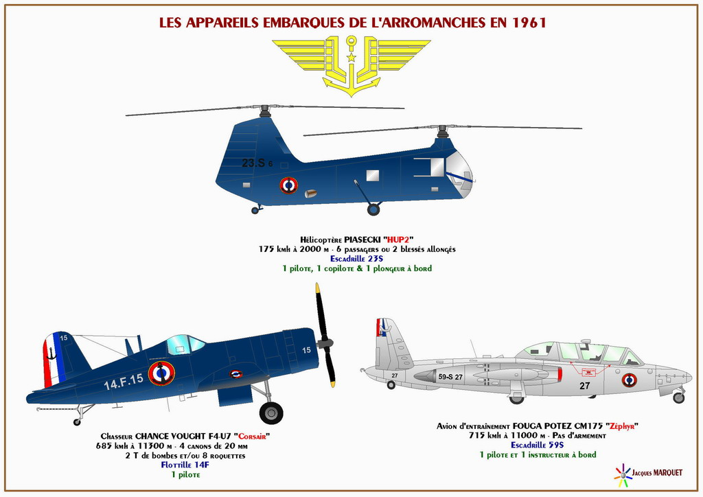 Arromanches 1946 - 1972 Ayrona12