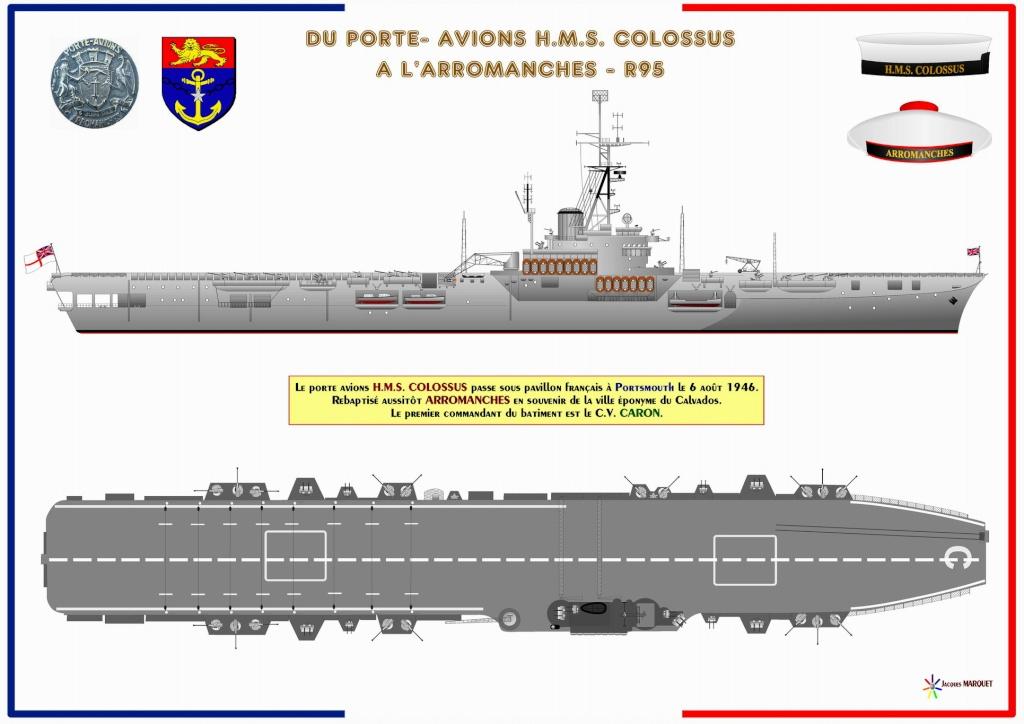 Arromanches 1946 - 1972 Du_col10