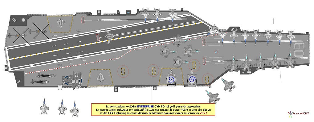 USS Enterprise CVN-80 2027 Dytail10
