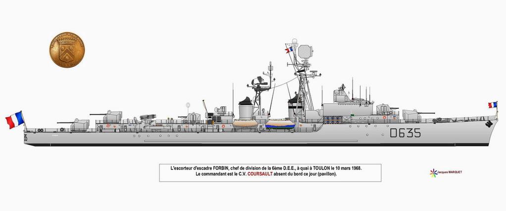 Mes profils de bateaux gris... et les autres. Forbin10