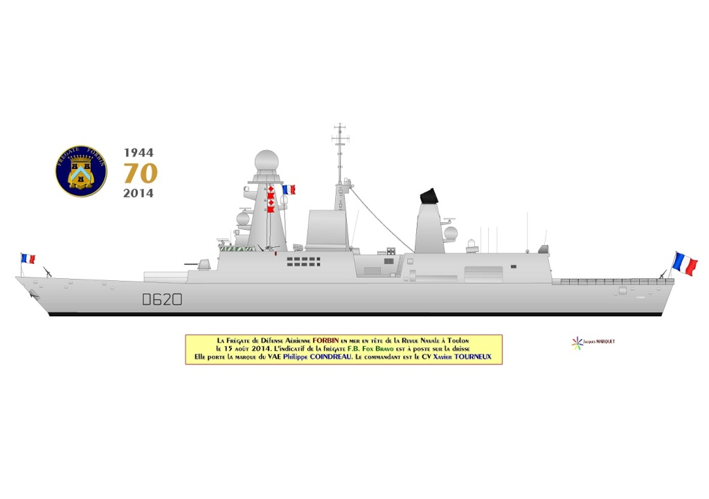 Frégate Forbin classe Horizon Frygat10