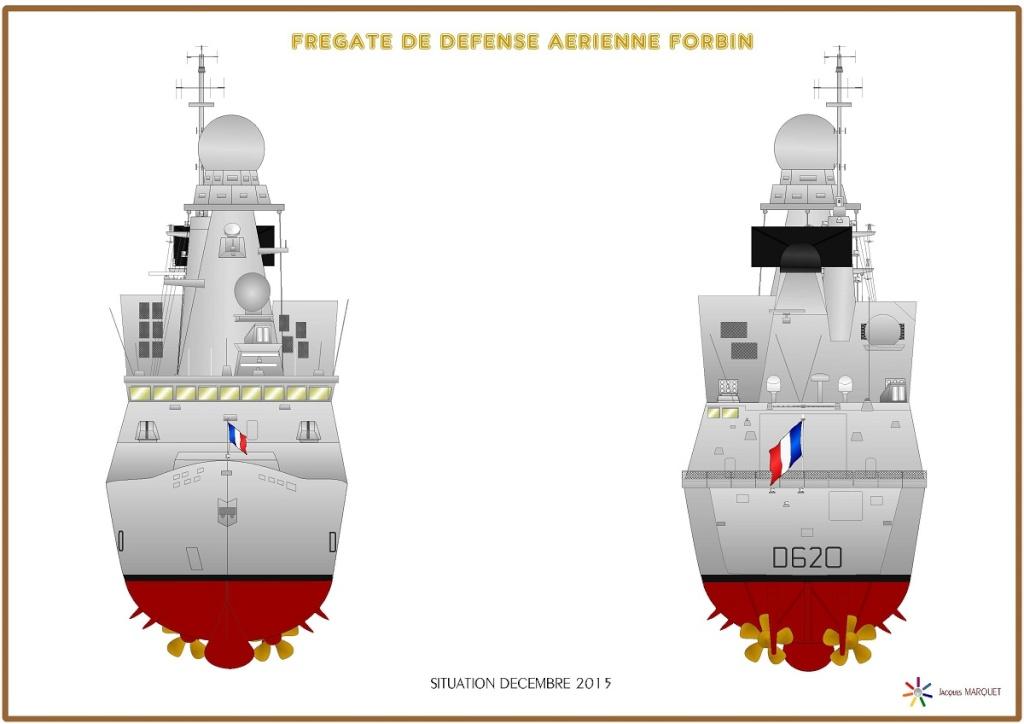 Frégate Forbin classe Horizon Frygat12