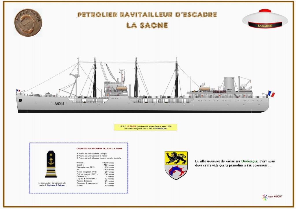 Les ravitailleurs (en combustible) non spécialisés. - Page 6 La_say10