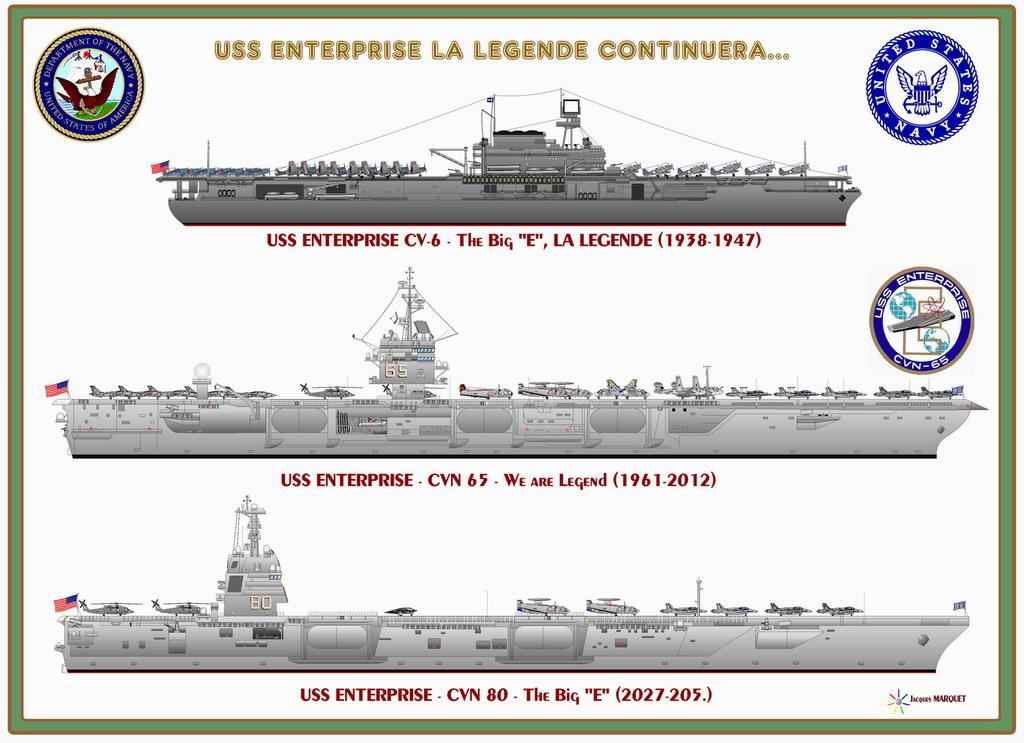 USS Enterprise CVN-80 2027 Les_3_11