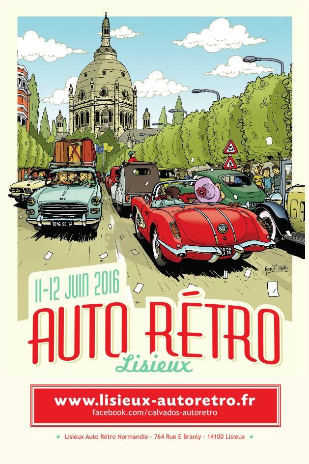 31e auto rétro de Lisieux (14) 12744010