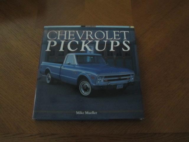 Vente de Livres sur les Voitures Américaines Chevro11