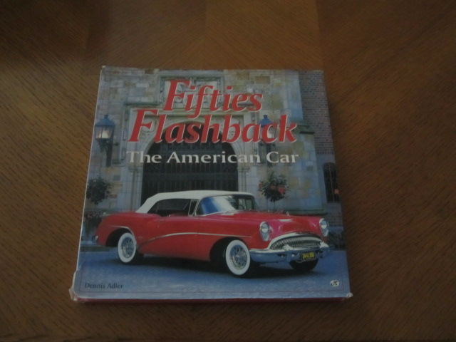 Vente de Livres sur les Voitures Américaines Fiftea10